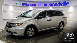 Used 2015 Honda Odyssey SE + GARANTIE + MAGS + CAMERA + A/C + C for sale in Drummondville, QC