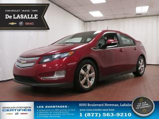 Used 2015 Chevrolet Volt for sale in Lasalle, QC