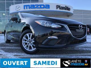 Used 2016 Mazda MAZDA3 GS AUTO AIR CRUISE NAVIGATION MAGS for sale in Mascouche, QC