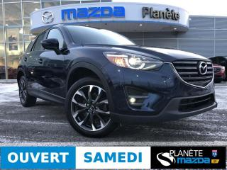 Used 2016 Mazda CX-5 GT AWD CRUISE AIR TOIT CUIR BLUETOOTH for sale in Mascouche, QC