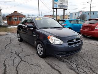 Used 2010 Hyundai Accent L/GL for sale in Mascouche, QC