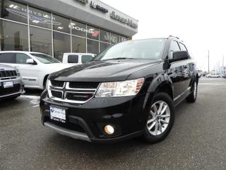 Used 2018 Dodge Journey SXT UCONNECT/7 PASSENGER SEATING for sale in Concord, ON