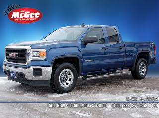 Used 2015 GMC Sierra 1500 SL Dbl 4x4 for sale in Peterborough, ON