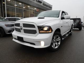 Used 2017 RAM 1500 Sport NAVI/LEATHER/SUNROOF/RAM BOXES/STEPS for sale in Concord, ON