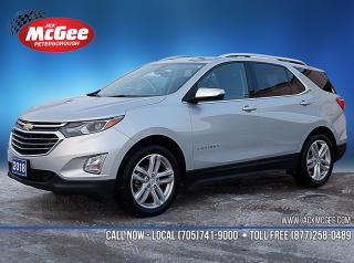 Used 2018 Chevrolet Equinox Premier AWD 1.5L Turbo for sale in Peterborough, ON
