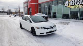 Used 2010 Honda Civic Sport MANUELLE JAMAIS ACCIDENTÉE! for sale in Quebec, QC