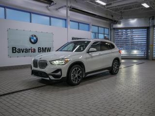 Used 2020 BMW X1 xDrive28i for sale in Edmonton, AB