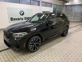 New 2020 BMW X3 M Competition for sale in Edmonton, AB