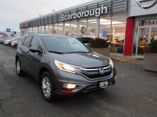 Used 2016 Honda CR-V EX-L for sale in Scarborough, ON