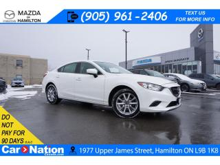 Used 2017 Mazda MAZDA6 GX | HEATED SEATS | REAR CAM | ALLOYS | BLUETOOTH for sale in Hamilton, ON