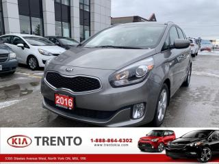 Used 2016 Kia Rondo AUTO LX | 7 SEAT| ACCIDENT FREE | 1OWNER |FROM0.9% for sale in North York, ON