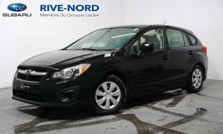 Used 2013 Subaru Impreza BLUETOOTH+A/C+GR.ELECTRIQUE for sale in Boisbriand, QC