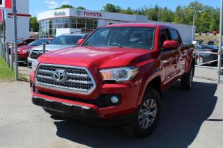 Used 2016 Toyota Tacoma SR5 Double Cab V6 4RM BA for sale in Shawinigan, QC