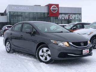 Used 2013 Honda Civic LX HEATED SEATS, POWER WINDOWS for sale in Midland, ON