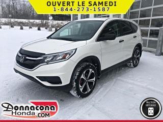Used 2015 Honda CR-V LX AWD *GARANTIE 10 ANS /200 000 KM* for sale in Donnacona, QC