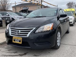 Used 2013 Nissan Sentra for sale in Scarborough, ON