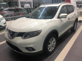 Used 2016 Nissan Rogue SV TECHNO, GPS, TOIT PANO for sale in Lévis, QC