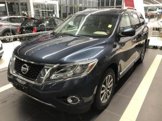 Used 2016 Nissan Pathfinder SL, AWD, CUIR, GPS for sale in Lévis, QC