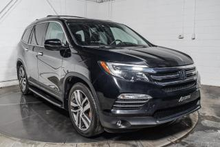 Used 2017 Honda Pilot TOURING AWD CUIR TOIT PANO NAV TV/DVD MA for sale in St-Constant, QC