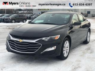 New 2020 Chevrolet Malibu LT  - Heated Seats for sale in Orleans, ON