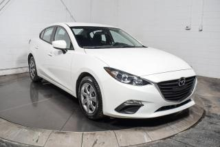 Used 2015 Mazda MAZDA3 GX GROUPE ÉLECTRIQUE for sale in St-Constant, QC