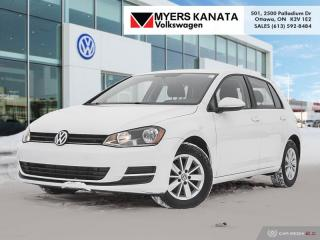 Used 2015 Volkswagen Golf 5-Dr 1.8T Trendline at Tip for sale in Kanata, ON