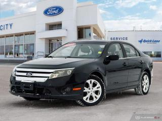 Used 2012 Ford Fusion FUSION SE for sale in Winnipeg, MB