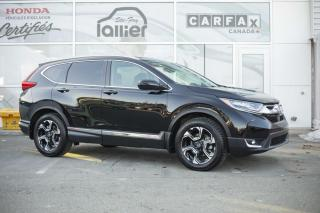 Used 2019 Honda CR-V TouringAWD***AVEC PNEUS D HIVER*** for sale in Québec, QC