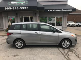 Used 2012 Mazda MAZDA5 GS 6 PASSENGERS for sale in Mississauga, ON