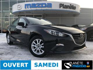 Used 2016 Mazda MAZDA3 GS AIR CRUISE MAGS NAVIGATION BLUETOOTH for sale in Mascouche, QC