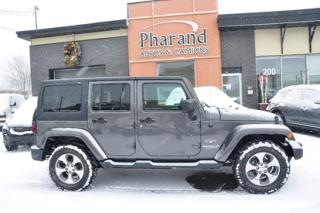 Used 2017 Jeep Wrangler Sahara for sale in Vaudreuil-Dorion, QC