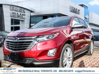 New 2020 Chevrolet Equinox Premier  - Sunroof - Power Liftgate - $247 B/W for sale in Etobicoke, ON