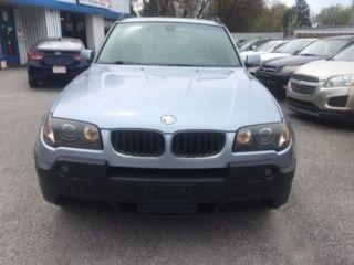 Used 2005 BMW X3 2.5i for sale in Scarborough, ON