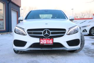 Used 2016 Mercedes-Benz C-Class C 300 for sale in Brampton, ON