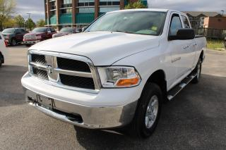 Used 2011 Dodge Ram 1500 Quad Cab 4x4 *Tonneau Cover & Side Steps* for sale in Selkirk, MB
