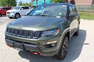 New 2019 Jeep Compass Trailhawk for sale in Selkirk, MB
