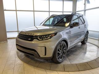 New 2020 Land Rover Discovery HSE - 3.0L DIESEL for sale in Edmonton, AB