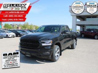 New 2020 RAM 1500 Sport -  Android Auto -  Apple CarPlay for sale in Selkirk, MB
