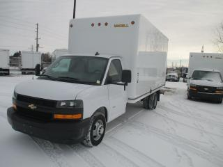 Used 2019 Chevrolet Express 3500 16 FT.UNICELL BODY for sale in London, ON