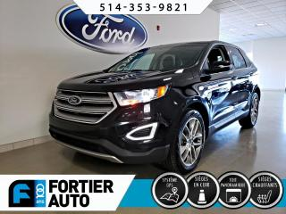 Used 2018 Ford Edge Titanium TI for sale in Montréal, QC