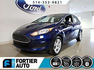 Used 2016 Ford Fiesta Hayon 5 portes SE for sale in Montréal, QC