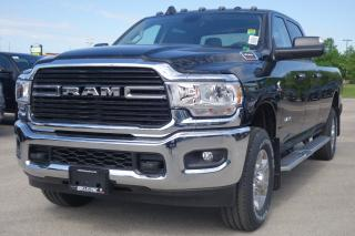 New 2019 RAM 3500 Big Horn for sale in Selkirk, MB
