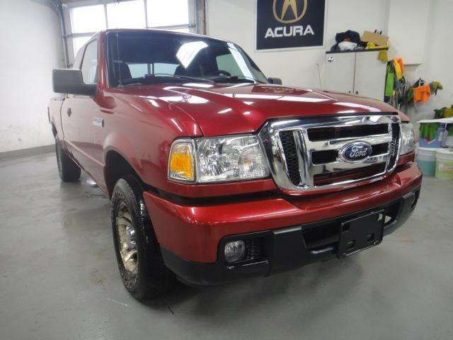 2007 Ford Ranger LOW KM,ONE OWNER,NO ACCIDENT