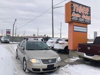 Used 2008 Volkswagen City Jetta **ONLY 182KMS**AUTO**SUNROOF**ALLOYS**AS IS for sale in London, ON
