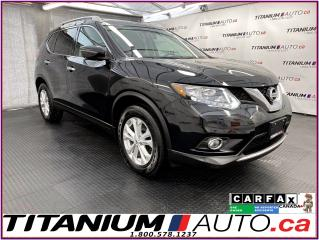 Used 2016 Nissan Rogue SV-Tech+AWD+GPS+Blind Spot+Pano Roof+360 Camera+XM for sale in London, ON