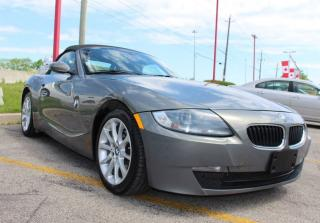 Used 2007 BMW Z4 3.0i for sale in Oakville, ON