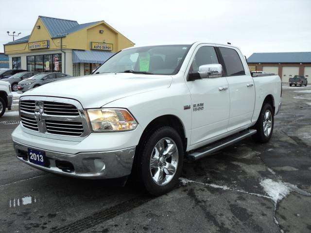 2013 RAM 1500 Big Horn CrewCab 4x4 5.7L Hemi 5.5ft Box