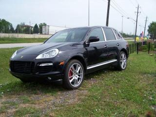 Used 2008 Porsche Cayenne Turbo for sale in Oakville, ON