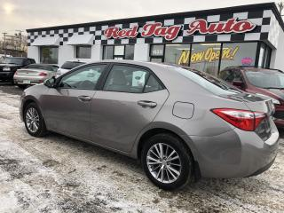 Used 2015 Toyota Corolla Sunroof Automatic L 4-Speed AT for sale in Saskatoon, SK