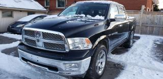 Used 2012 RAM 1500 Laramie for sale in Hamilton, ON